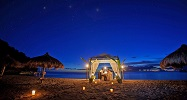 Private Dinner on Anse Chastanet Beach